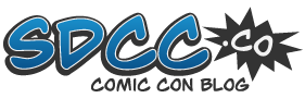 SDCC Comic Con Blog