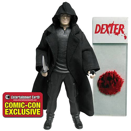 Dexter Dark Defender 2011 SDCC 2011 Dexter Comic Con Exclusive