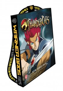 Warner Brothers Thundercats on Sdcc Thundercats Bag Sdcc Warner Brothers Exclusive Bags