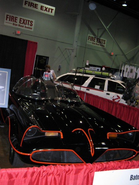 Comic Con Batmobile 450x600 2011 Chicago Comic Con Photos