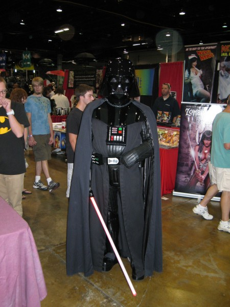 Comic Con Darth Vader 450x600 2011 Chicago Comic Con Photos