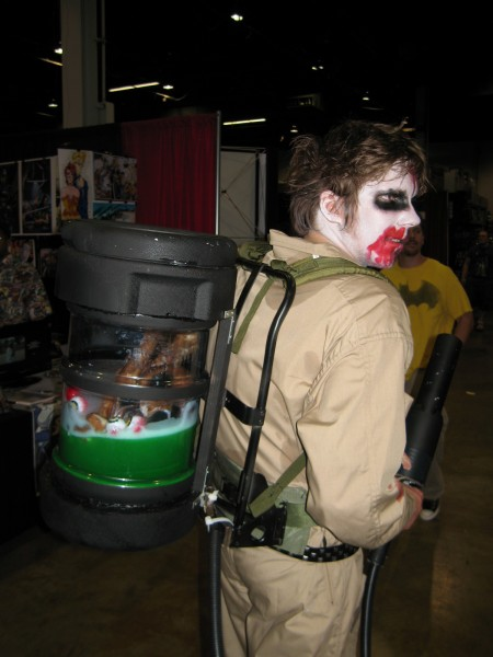 Comic Con Zombie Ghostbusters 2 450x600 2011 Chicago Comic Con Photos