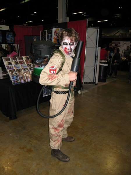 Comic Con Zombie Ghostbusters 450x600 2011 Chicago Comic Con Photos