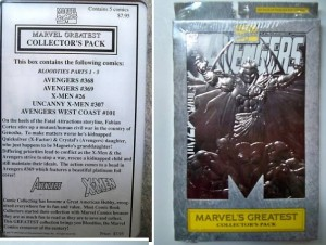 avengers pack 300x226 FREE Marvel Comic Giveaway Contest!