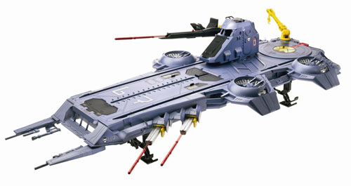 2012 SDCC Exclusive Avengers Helicarrier 1 2012 SDCC Exclusives