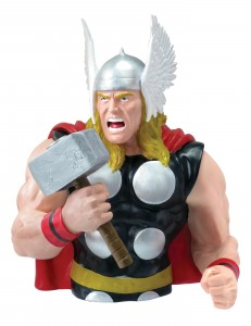2012 SDCC Exclusive Thor Bust 2012 SDCC Exclusives