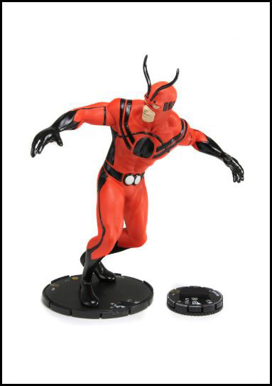 2012 SDCC Marvel HeroClix Giant Man Super Booster 2012 SDCC Exclusives