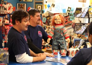 Comic Book Men Chuckie 300x211 Comic Book Men Premier   Review