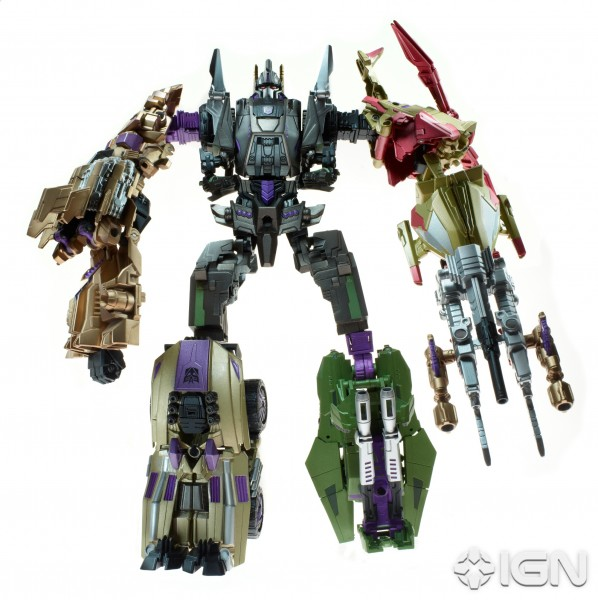 2012 SDCC Exclusive Hasbro Decepticon Bruticus Special Edition Figure 3 598x600 2012 SDCC Exclusives