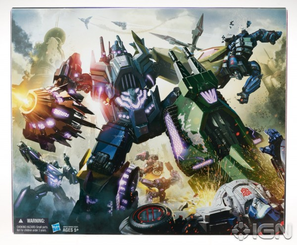 2012 SDCC Exclusive Hasbro Decepticon Bruticus Special Edition Figure 600x495 2012 SDCC HASBRO Exclusives