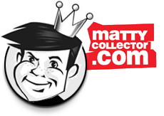 Matty Collector Logo