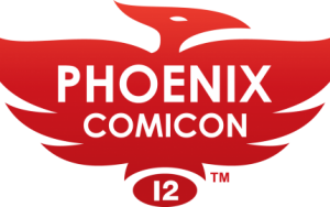 Phoenix Comic Con Logo