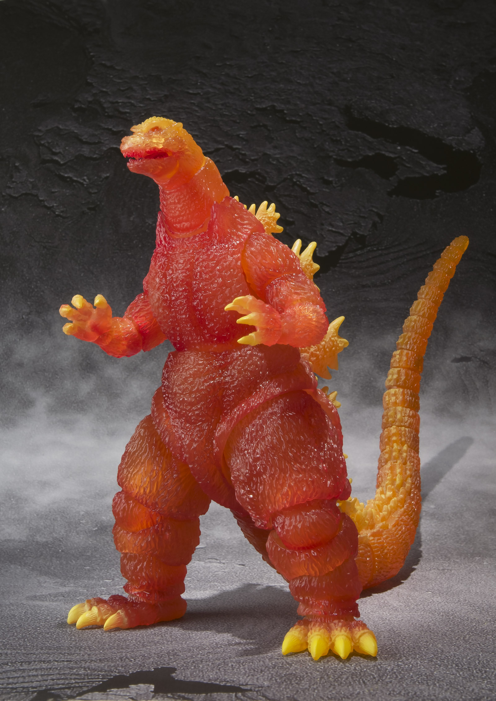 SDCC Exclusive S.H. MonsterArts Godzilla 1 S.H. MonsterArts Godzilla Comic Con Explosion 2012 SDCC Exclusive
