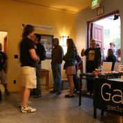 2011 Gam3rCon 1 Gam3rCon Highlights Local Artists with Gaming Art Exhibit