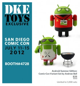 2012 SDCC Exclusive Android Summer 280x300 2012 SDCC Exclusives