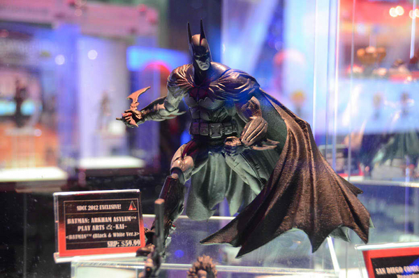 2012 SDCC Exclusive Play Arts Kai Batman Arkham Asylum 2012 SDCC Exclusives