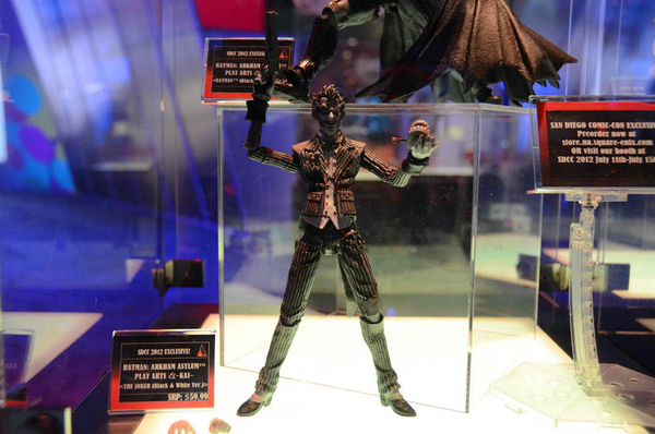 2012 SDCC Exclusive Play Arts Kai Joker 2012 SDCC Exclusives