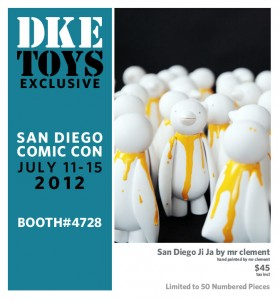 2012 SDCC Exclusive mr clement 280x300 2012 SDCC Exclusives DKE Toys