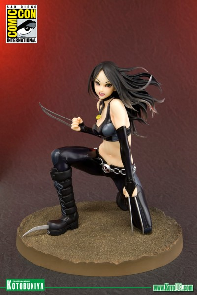 2012 SDCC Kotobukiya Bishoujo X 23 X force 400x600 2012 SDCC Exclusives