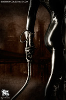 2012 SDCC Sideshow Catwoman Sideshow Collectibles SDCC Catwoman Preview