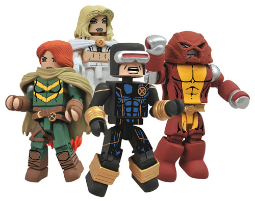 2012 SDCC exclusive AVX Avengers Vs X Men Marvel Minimates Box Set 2012 SDCC Exclusives