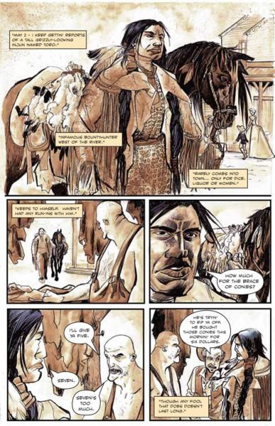Pariah MO comic book 10 small 388x600 Pariah, Missouri: The Graphic Novel You Must Check Out