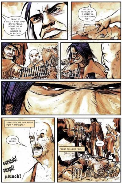 Pariah MO comic book 11small 398x600 Pariah, Missouri: The Graphic Novel You Must Check Out