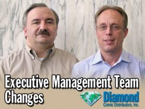 Diamond Executive management team changes