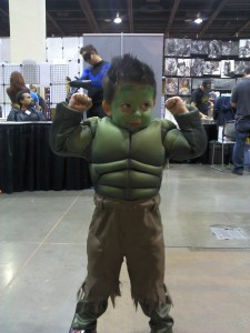 HULK cosplay 225x300 Amazing Arizona Comic Con 2013 Review
