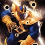 Thanos Rising #1 (OF 5) Djurdjevic 1 for 50 Variant