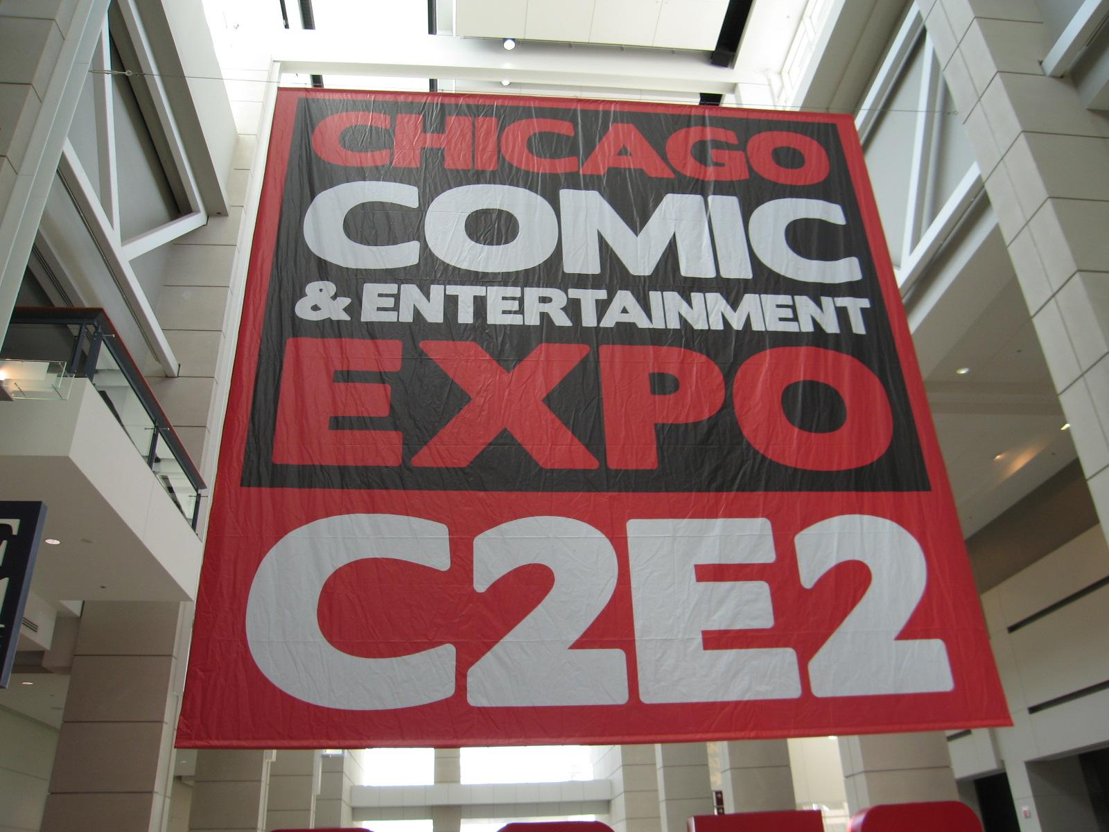 2014 C2E2 Logo