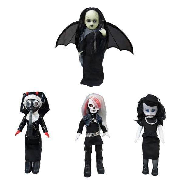 2013 SDCC Exclusive Living Dead Dolls Resurrection Series 7