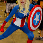 Woman Captain America 081013 150x150 2013 Wizard World Chicago Review & Photos