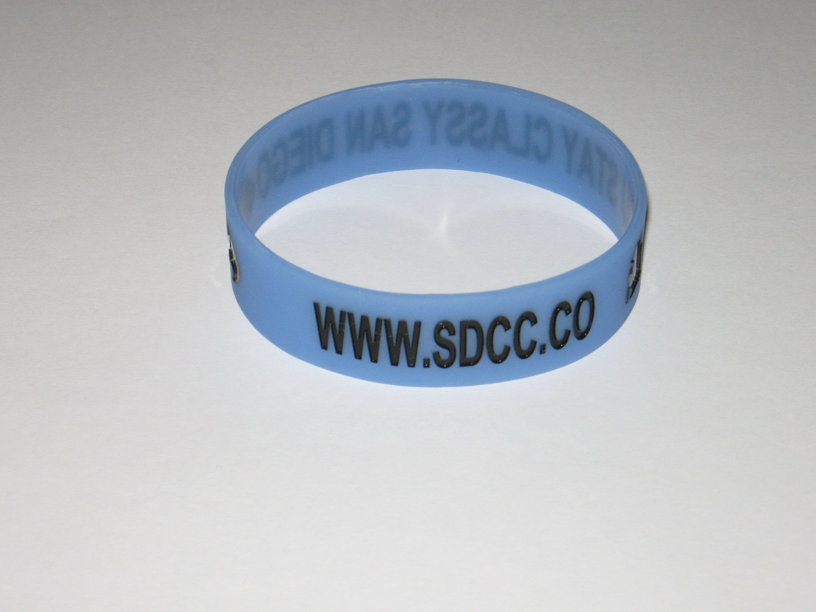 2014 SDCC Comic Con Wristband