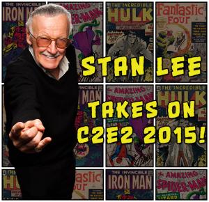 Stan Lee C2E2