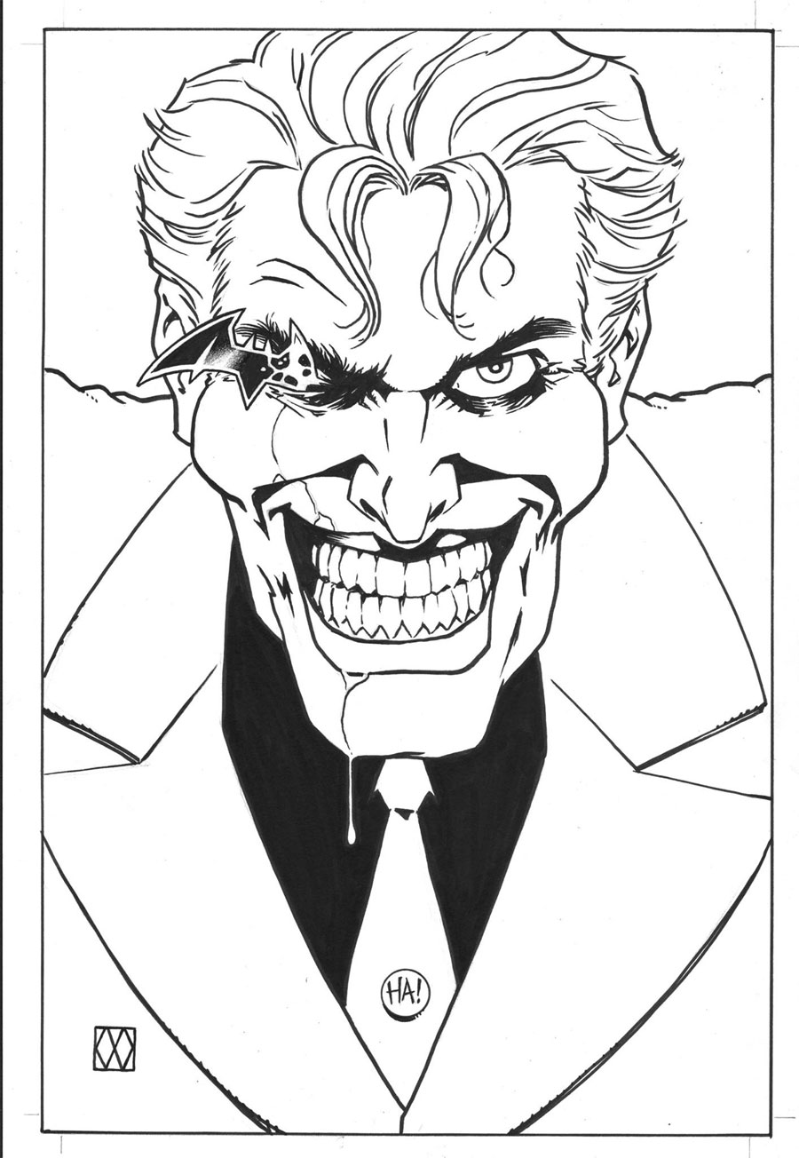 The Dark Knight III #1 Matt Wagner Sketch Cover
