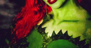 Chloe Davis Cosplay Poison Ivy