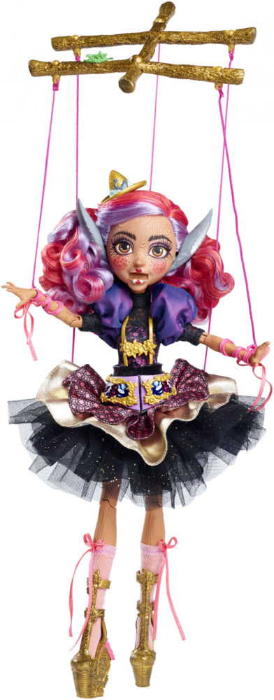 2016 SDCC Ever After High Cedar Wood SDCC 2016 Exclusive Marionette Doll 2
