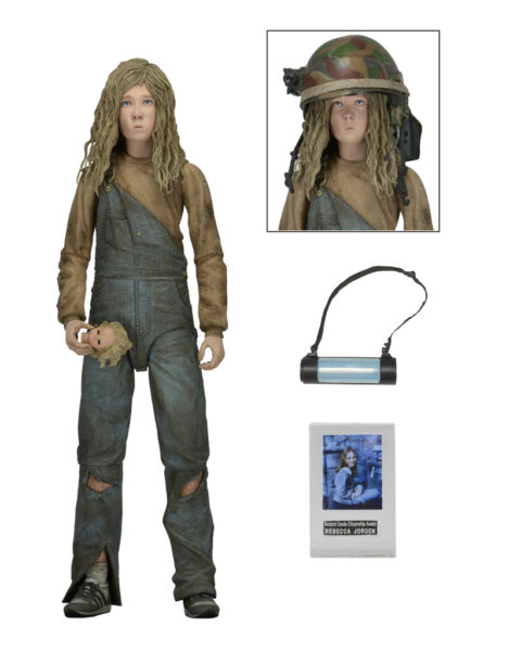 "ALIENS - 7"" SCALE ACTION FIGURE – 30TH ANNIVERSARY NEWT - SDCC 2016 EXCLUSIVE"