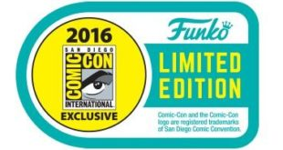 Funko 2016 SDCC Exclusives