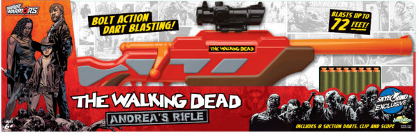Skybound 2016 SDCC Exclusives Andreas Rifle
