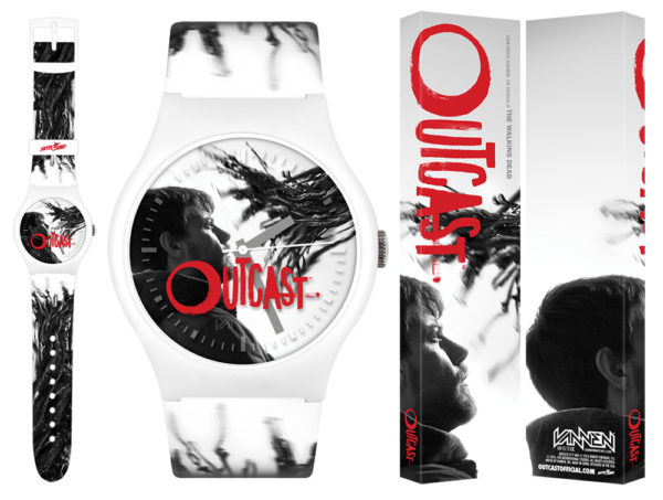 Skybound 2016 SDCC Exclusives Outcast watch