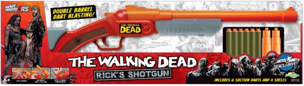Skybound 2016 SDCC Exclusives Ricks Shotgun