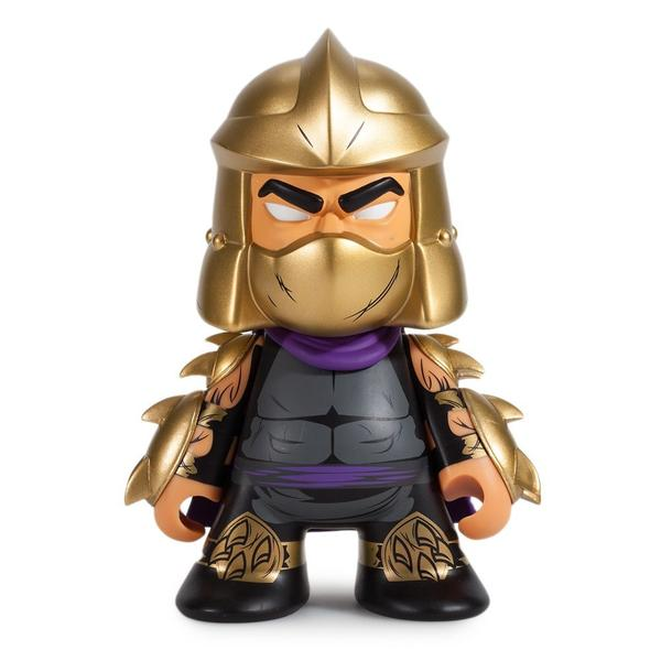 TMNT SHREDDER GOLD MEDIUM FIGURE - COMIC CON 2016 EXCLUSIVE
