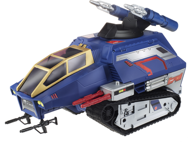 Hasbro 2016 SDCC Exclusive G.I. Joe and the Transformers Set 4