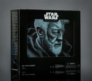 Hasbro 2016 SDCC Exclusive Obi-Wan Kenobi Pack 2
