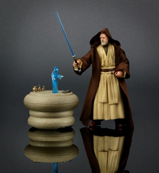 Hasbro 2016 SDCC Exclusive Obi-Wan Kenobi Pack
