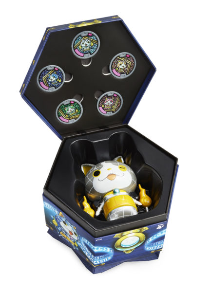 Hasbro 2016 SDCC Yo-Kai Watch Jewelnyan Set 2